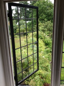 Wood Metal Amp Stained Glass Window Frame Repair By Steve