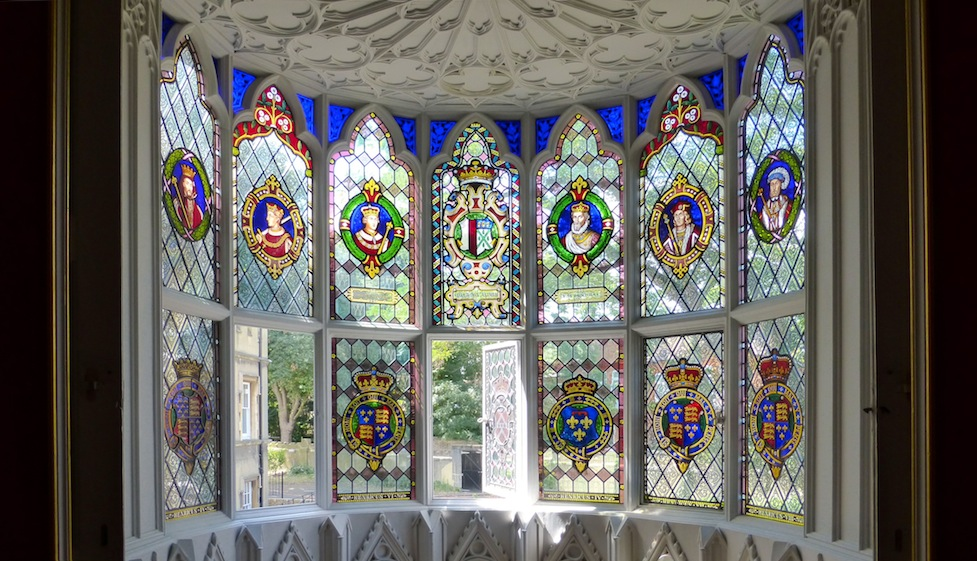 The Uk S Most Beautiful Stained Glass Windows